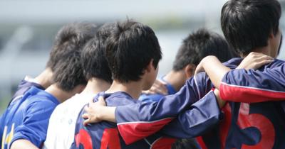 イメージ:少年サッカー